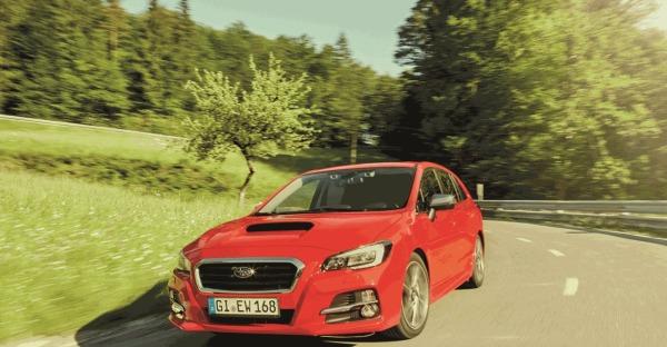 Das Auge des Tigers: Subaru Levorg 2017