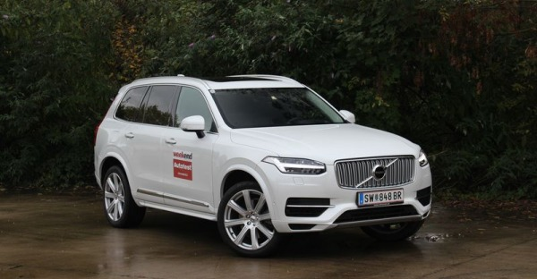 Test: Volvo XC90 T8 Twin Engine - Der Plug-In aus Schweden