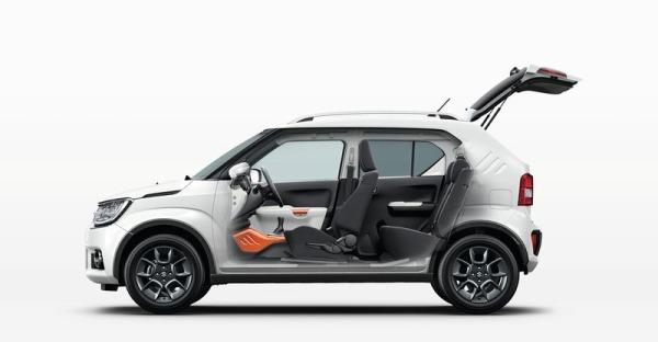 Suzuki Ignis: Sicherheit im Kleinen