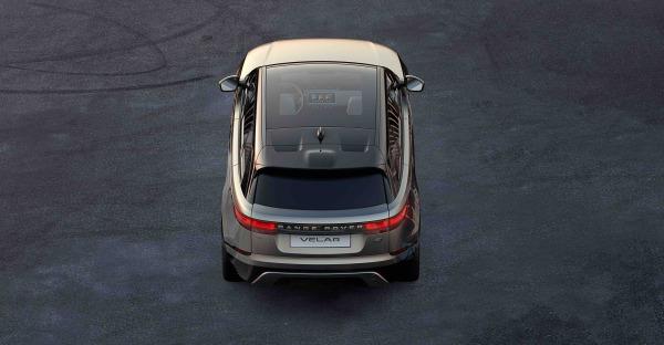 Die Kunst der Verhüllung: Range Rover Velar