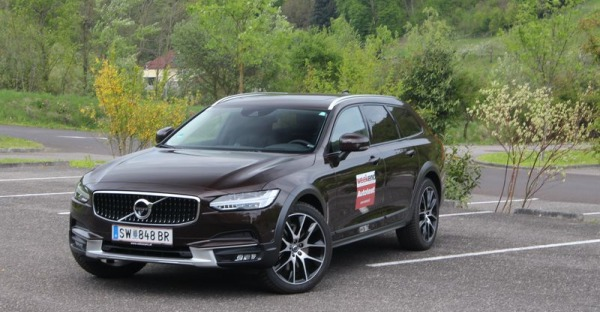 Test: Volvo V90 Cross Country T5 AWD