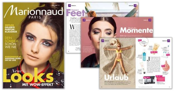 Weekend Verlag produziert Marionnaud Magazin