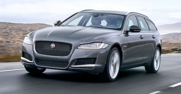 My car is my castle: Jaguar XF Sportsbrake