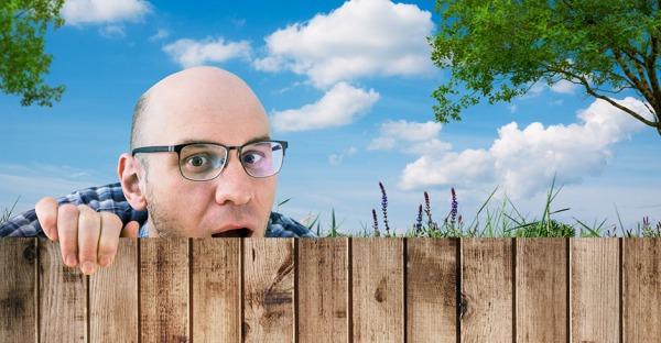 Krieg am Gartenzaun: Die höllischen Nachbarn