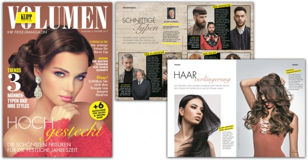 Weekend Verlag produziert KLIPP Magazin