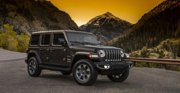 Jeep Wrangler 2018: Die Legende neu aufgelegt