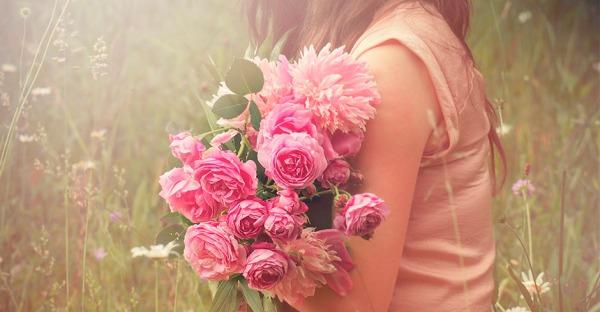 Blumen: Was die Farbe über die Liebe sagt
