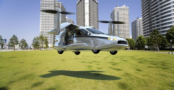 Visionär: 10 Transportmittel der Zukunft