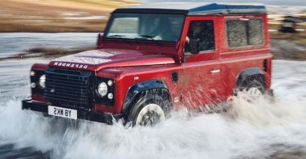 Das Beste kommt zum Schluss: Land Rover Defender V8 Works