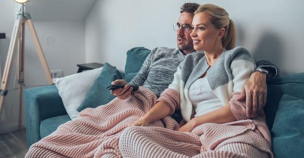 Top 10: Die besten Serien für Paare