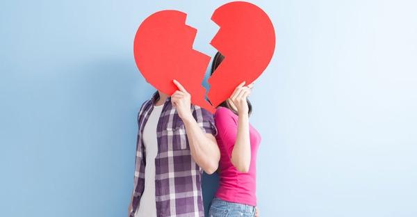 Aus und vorbei: Die 10 häufigsten Trennungsgründe