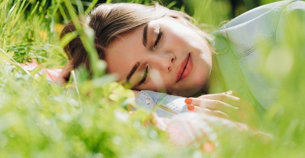 Frühjahrsmüdigkeit: Auf die richtige Ernährung kommt's an