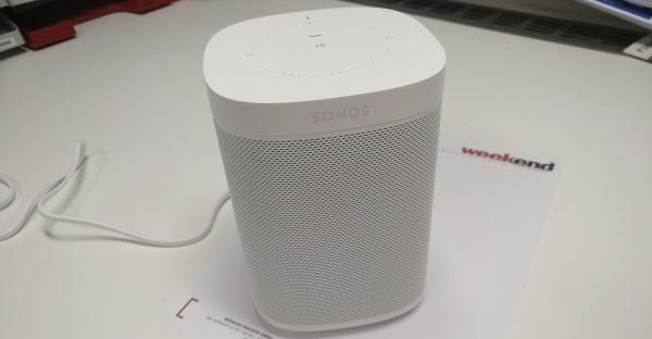 Sonos One im Test: Ordentlich Kawumms - mit Alexa!