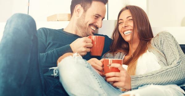 Liebe: Darüber reden glückliche Paare