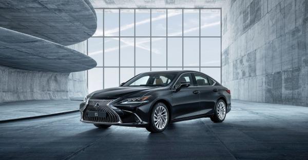 Luxus Lexus ... neu in Europa