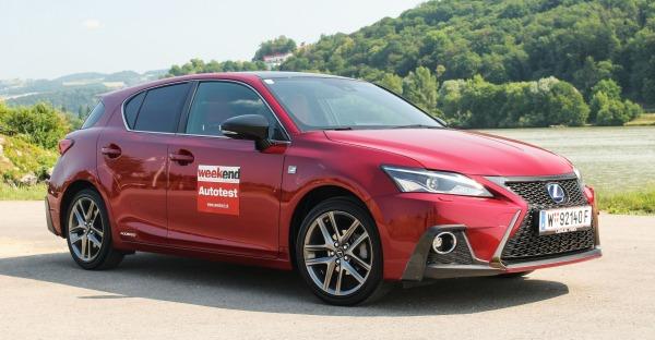 Lexus CT 200h F Sport: Voll-Toll-Hybrid