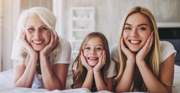 Werden wir im Alter unseren Eltern immer ähnlicher?