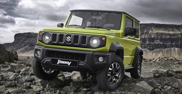 Halalli – so cool wie nie: Suzuki Jimny