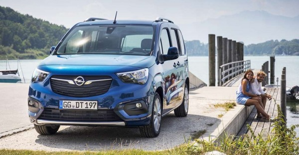 What a combo! Opel Combo/Combo Life