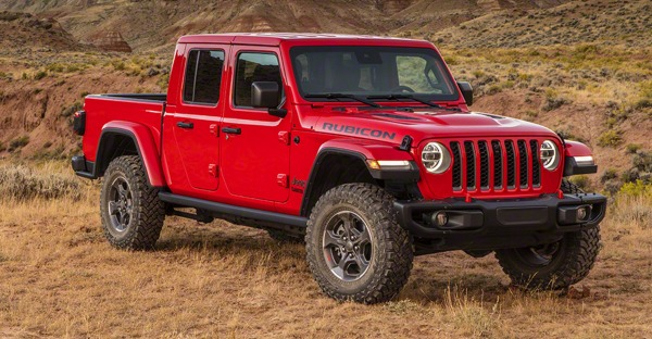 Big Mac: Jeep Gladiator