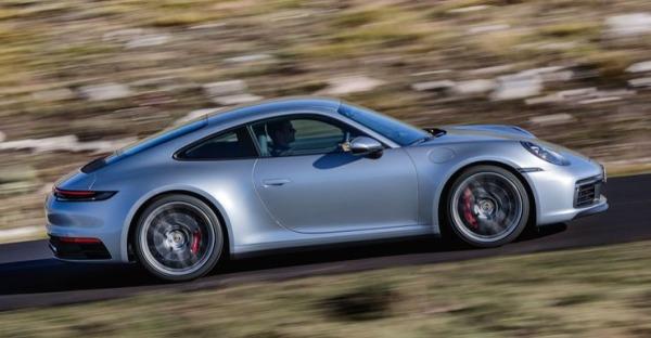Das wird ja immer schöner: Porsche 911