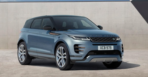 Evolutionspraxis: Range Rover Evoque