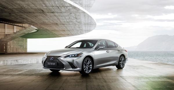 "Autojahr 2019: Lexus – ""ES"" passt gut"