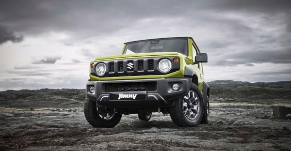 Autojahr 2019: Suzuki – HE IS BACK!