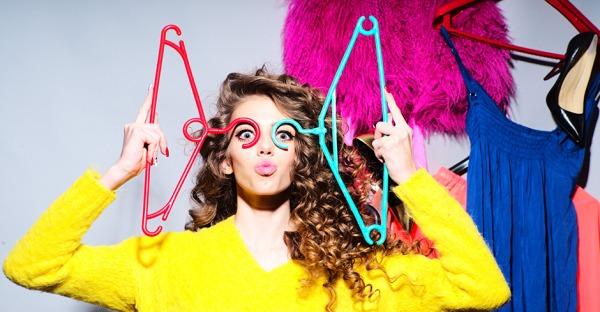 7 Tipps: Nie mehr Chaos im Kleiderschrank