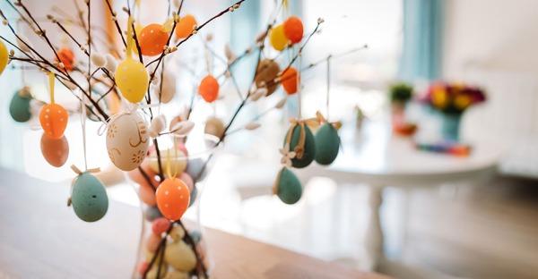 Ostern kann kommen! Die 20 süßesten Deko-Ideen