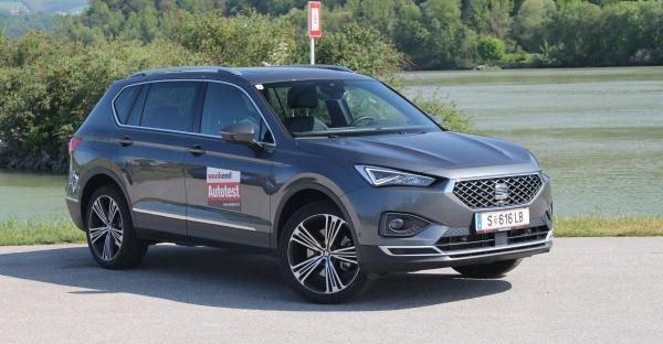 """Spanischer """"Oberstier"""" – der neue SEAT Tarraco im Weekend-Test"""