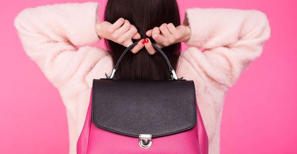 Bandscheiben-Probleme durch Handtaschen? So nicht!