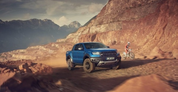 Roll ´n Rock: Ford Ranger Raptor