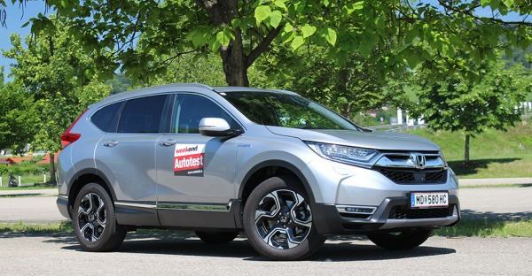 Honda CR-V Hybrid AWD: Tschüss Diesel?