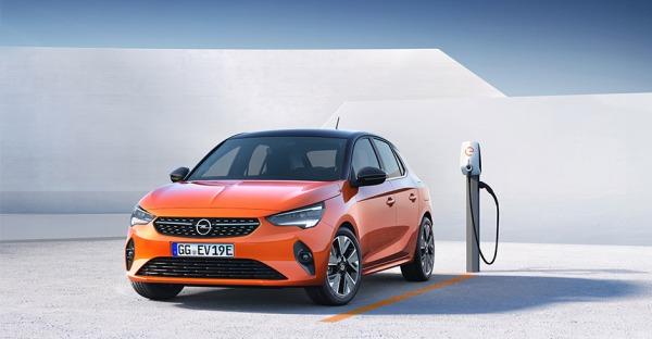 Opel elektrifiziert … den neuen Corsa