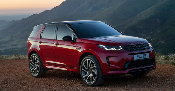 Land Rover Discovery Sport: Update für Familien-SUV