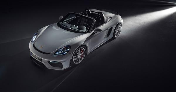 Porsche 718 Spyder: Mit der Kraft des Saugmotors