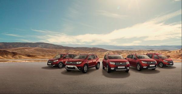 Charisma kann man kaufen: Dacias neue Ausstattungslinie