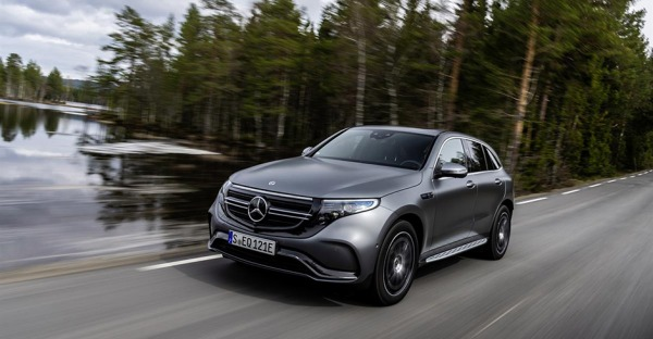 EQ-Test: Mercedes EQC