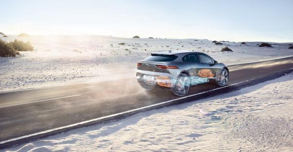 Triple-E: Der Jaguar I-PACE räumt ab