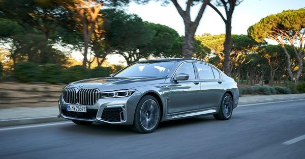 Bayrischer Hof: BMW 7er