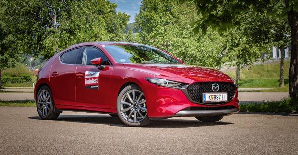 Mazda3 Comfort G122 im Test