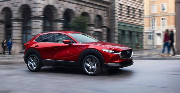 Mazda CX-30: Verkaufsstart für Japan-SUV