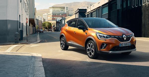 Renault Captur: Bestseller-SUV neu