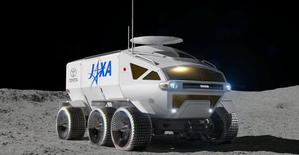 Toyota Rover: Ein Japaner für die Mondautobahn