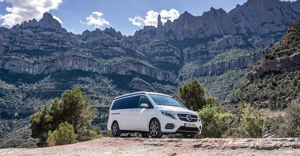 Mercedes Marco Polo: Neuheiten aus Stuttgart