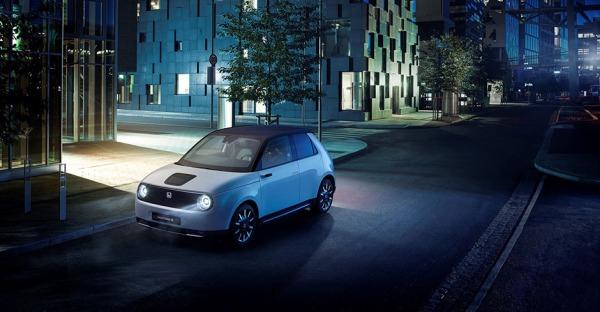 Honda e: Preis unbekannt