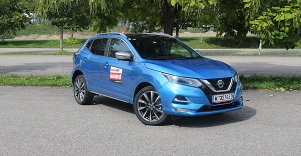 Nissan Qashqai Tekna+ 4x4: Gutes Paket im Test