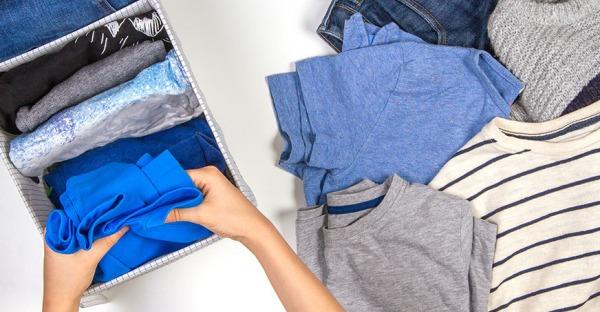 Endlich Ordnung: 5 geniale Kleiderschrank-Tipps