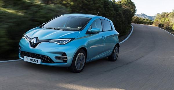 Renault Zoe: E-Bestseller neu designt